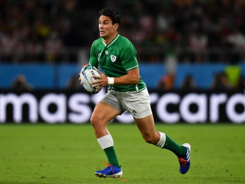 Joey Carbery speaks out on kicking for touch at the end of Ireland's defeat to Japan