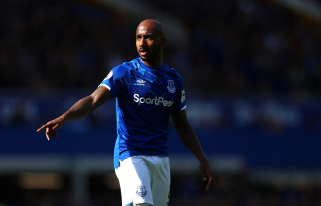 Fabian Delph joined Everton from Manchester City