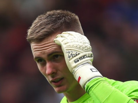Dean Henderson breaks his silence after mistake gifts Liverpool a win against Sheffield United