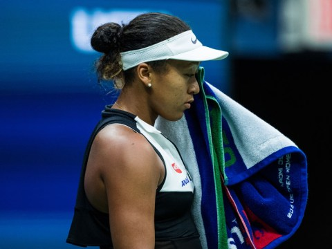 Naomi Osaka reacts to US Open exit after failing to defend her title