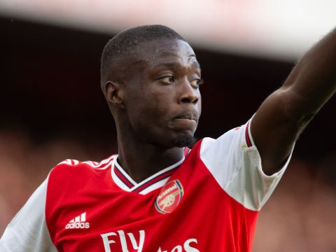 Why Arsenal star Nicolas Pepe has pulled out of Ivory Coast squad