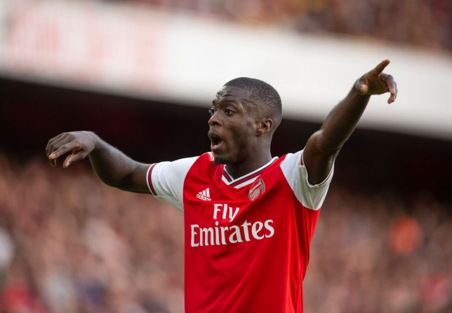 Unai Emery drops Nicolas Pepe selection hint ahead of Watford vs Arsenal