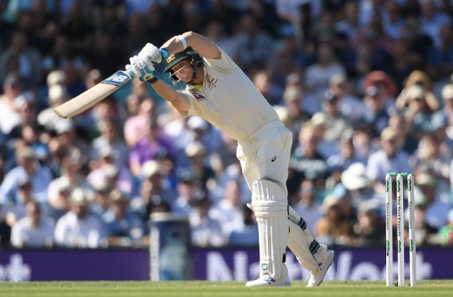 Steve Smith broke another Test record as Australia frustrated England