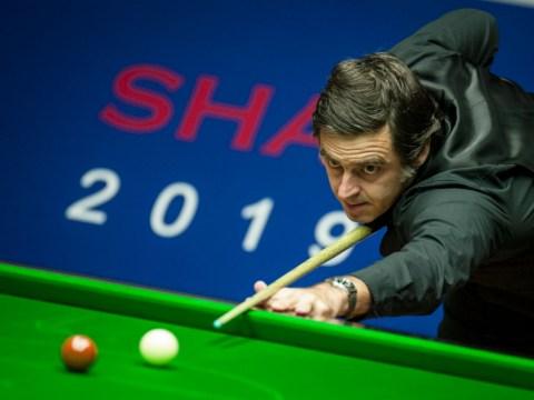 Ronnie O'Sullivan reaches third successive Shanghai Masters final
