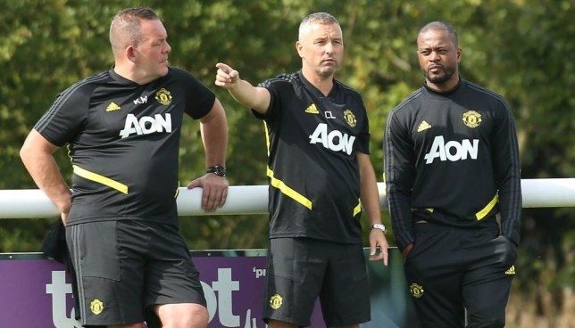 separation shoes a23f1 fdf3c Patrice Evra 'shocked' by low standards at Manchester United ...