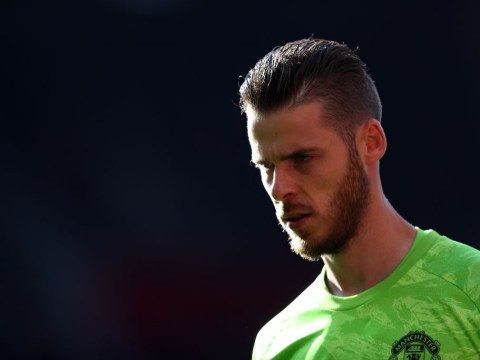 David De Gea hits back at critics of his form at Manchester United