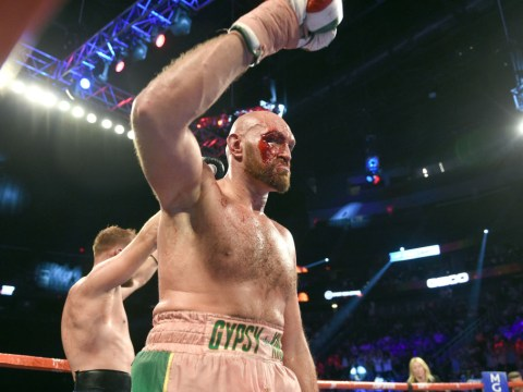 Tyson Fury's Otto Wallin wake-up call adds extra intrigue to Deontay Wilder rematch
