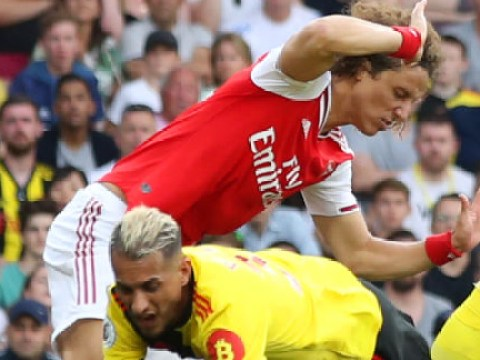The David Luiz stat that will alarm Arsenal fans after 2-2 draw against Watford