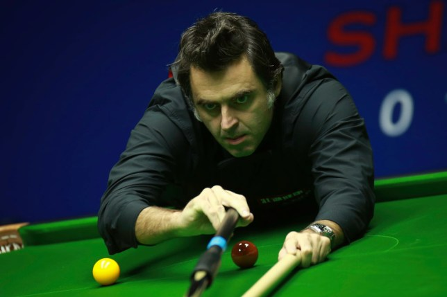 Ronnie O'Sullivan says he could still have 15 years left at the top of snooker