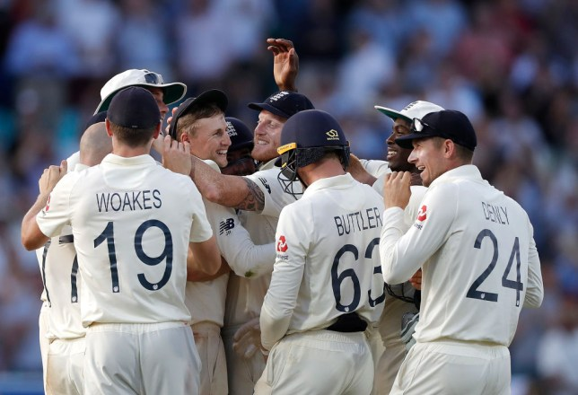 Shane Warne and Michael Vaughan react to England drawing the Ashes against Australia