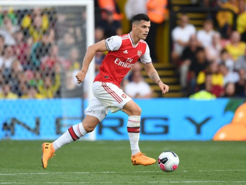 Paul Ince cannot understand why Granit Xhaka plays every week for Arsenal