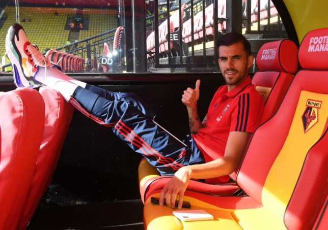 Unai Emery explains why he subbed off Dani Ceballos in Arsenal collapse against Watford
