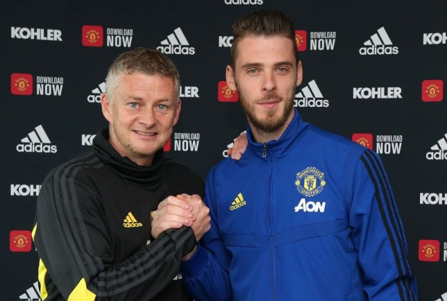 How Ole Gunnar Solskjaer and Ed Woodward convinced David de Gea to stay at Manchester United