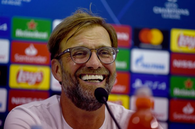 Liverpool are not favourites against 'cheeky b******s' Napoli, says Jurgen Klopp