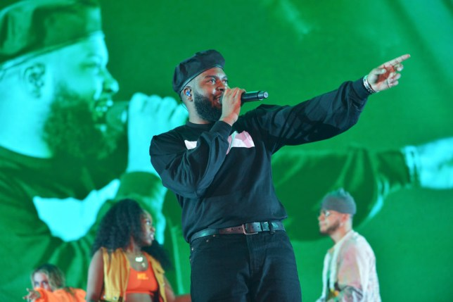 Khalid charmed us with his sweet soul at London's O2 Arena and we're under his spell