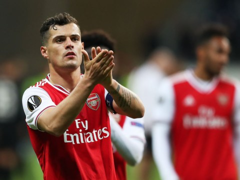 Unai Emery must drop Granit Xhaka for Aston Villa clash, insists Charlie Nicholas