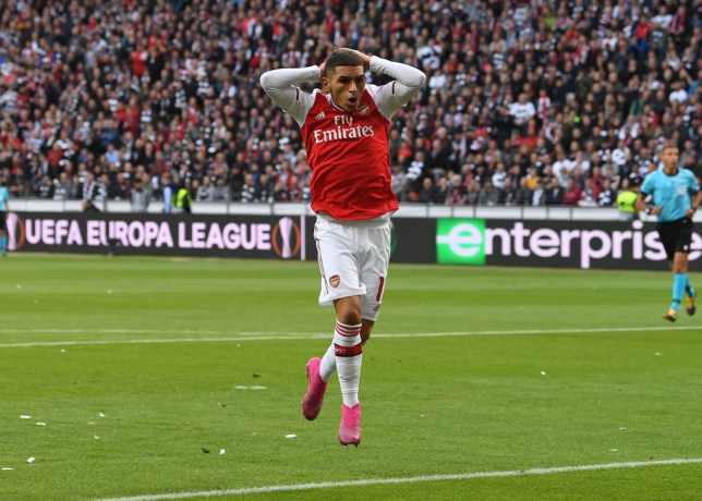Lucas Torreira impressed on his return to Arsenal's starting line-up