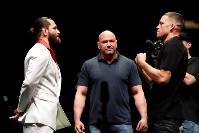 Jorge Masvidal and Nate Diaz headline at MSG for the UFC