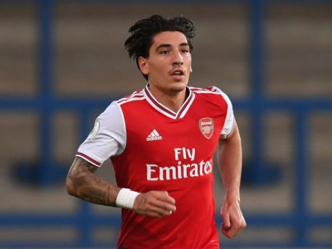 Arsenal defender Hector Bellerin sends classy message to Cork City Women's star after ACL injury