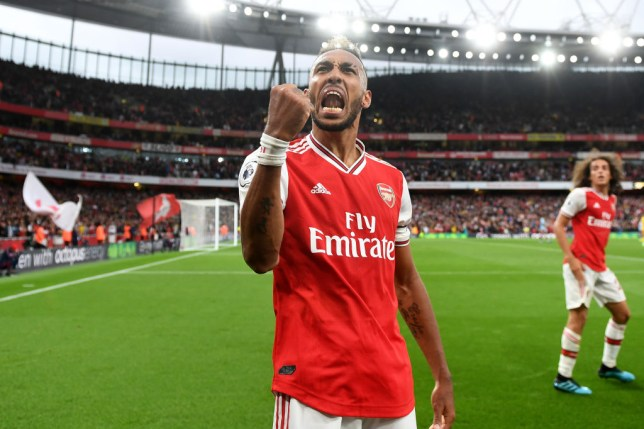 Why Pierre-Emerick Aubameyang's winning goal for Arsenal should have been disallowed