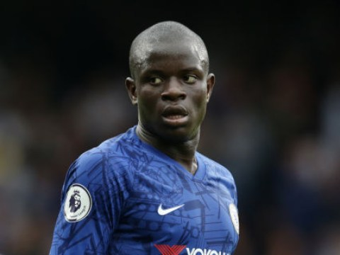 Frank Lampard hopeful N'Golo Kante will return for Chelsea's clash with Lille