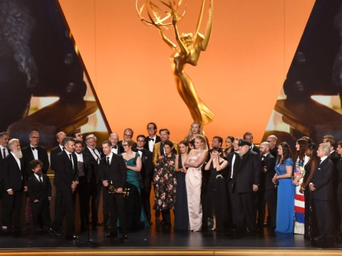 How many awards did Game of Thrones win at the Emmys?