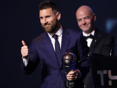 Who did Lionel Messi, Cristiano Ronaldo and Virgil van Dijk vote for as FIFA World Player of the Year