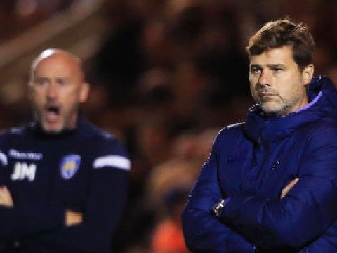Ben Davies apologises to Tottenham supporters and Mauricio Pochettino after Colchester United humiliation