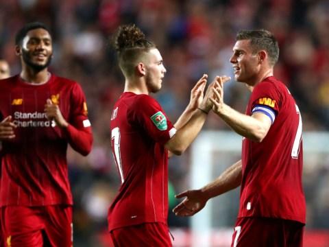 Jurgen Klopp praises 'on fire' James Milner and 'brilliant boy' Harvey Elliott after Liverpool beat MK Dons