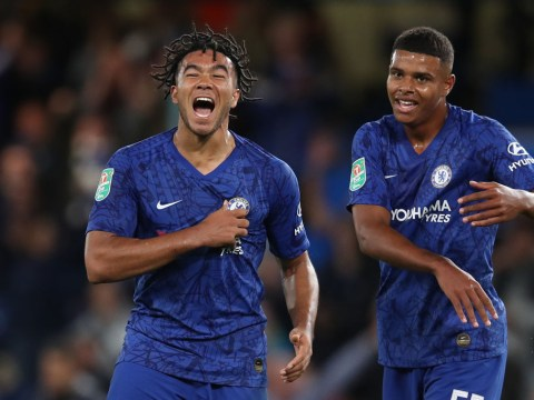 Reece James names the three Chelsea legends who inspired him