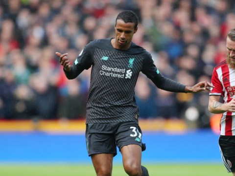 Ian Wright praises unsung Liverpool star Joel Matip after victory over Sheffield United