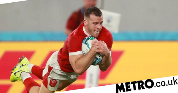 Wales hang on to beat Australia in Rugby World Cup thriller