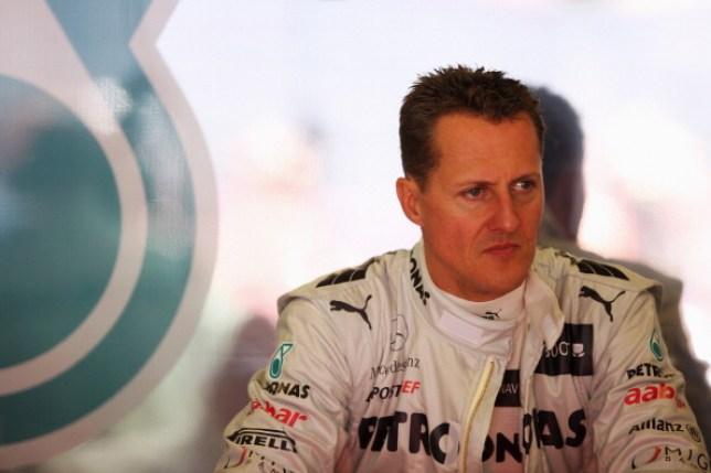 Michael Schumacher is undergoing treatment in Paris