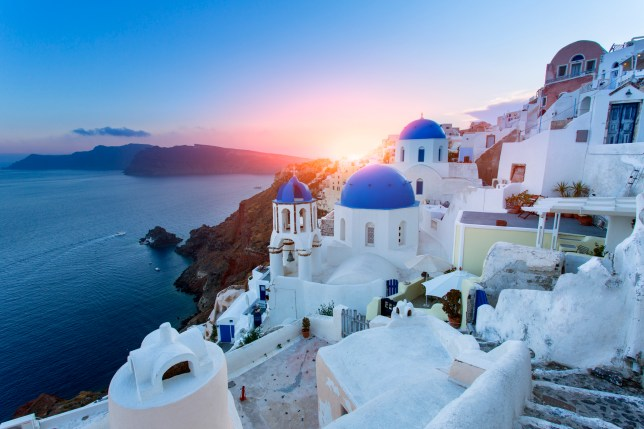 Get paid to go on a luxury holiday to Greece and bring a mate