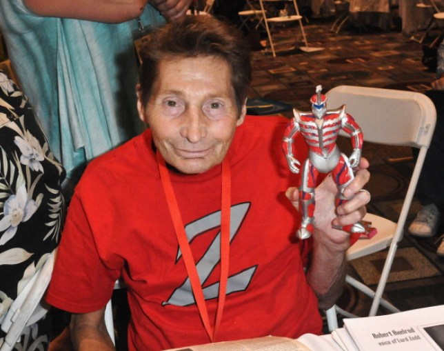 Mighty Morphin Power Rangers actor Robert Axelrod, voice of Lord Zedd, dies aged 70