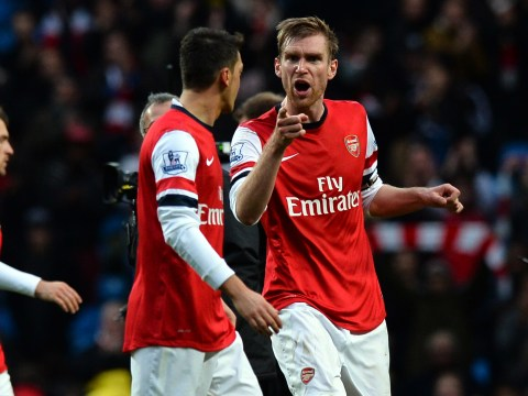 Per Mertesacker admits he was 'p*****' with Mesut Ozil for 'days and weeks' at Arsenal
