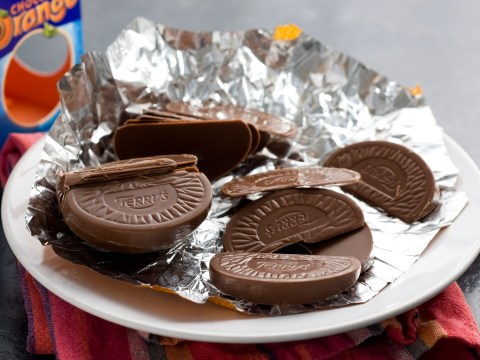 Woman hears banging and thinks she's being burgled – but it's just her brother opening a Terry's Chocolate Orange