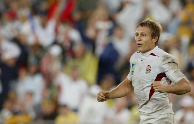 Jonny Wilkinson kicked England to World Cup glory in 2003