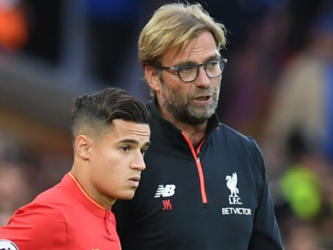 Philippe Coutinho reveals message from Jurgen Klopp after his Bayern Munich transfer