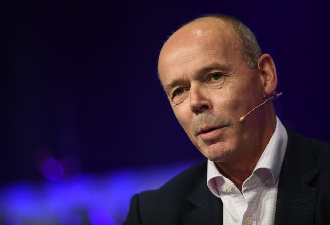 Sir Clive Woodward masterminded England's 2003 Rugby World Cup triumph