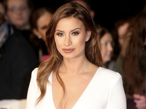 Ferne McCann left scared to leave the house over fears she'd wet herself in public