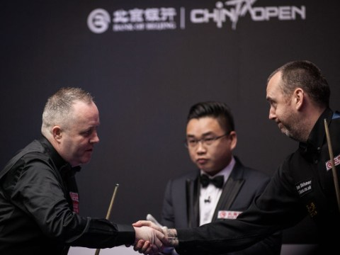 John Higgins and Mark Williams set up Six-red World Championship semi-final clash