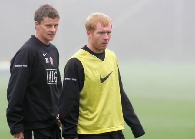 Paul Scholes has dismissed Manchester United's Premier League title-winning credentials
