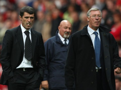 Roy Keane reignites feud with Sir Alex Ferguson over Manchester United exit