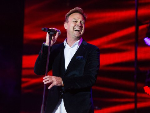 Jason Donovan is a real-life hero as he tackles neighbour's house fire in just his pants