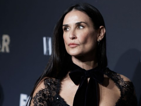 Demi Moore admits iconic Vanity Fair pregnancy picture was meant to be for her eyes only