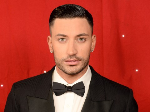 Strictly's Giovanni Pernice 'robbed by muggers' who sprayed his eyes with noxious substance