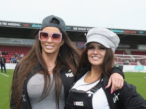 Kerry Katona and Katie Price are 'always brutally honest' amid falling out claims