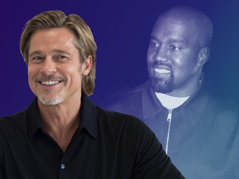 Brad Pitt lifts the lid on his surprising bromance with Kanye West after Sunday Service meet-up