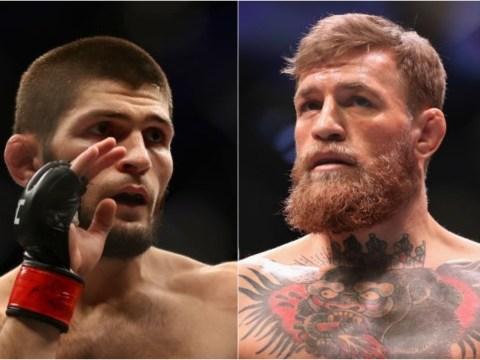 Conor McGregor calls out Khabib Nurmagomedov after UFC 242